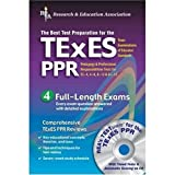 img - for TExES PPR w/ CD-ROM (REA) - The Best Test Prep for the TExES (Test Preps) book / textbook / text book