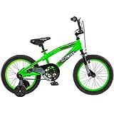 Schwinn Boy's Scorch Bicycle, 16-Inch, Green