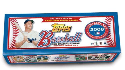 2006 Topps MLB Baseball Factory set