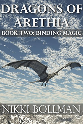 Binding Magic: Dragons of Arethia Book Two PDF