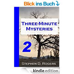 Three-Minute Mysteries 2 (English Edition)