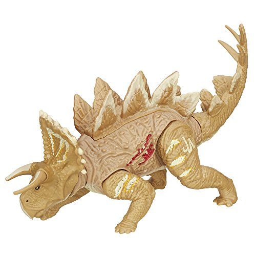 Jurassic World Bashers & Biters Stegosaurus Figure