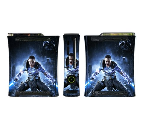Star Wars Force Unleashed II 2 Game Skin for Xbox 360 Console
