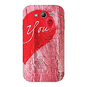 Pink You Multicolor Back Case Cover for Galaxy Grand