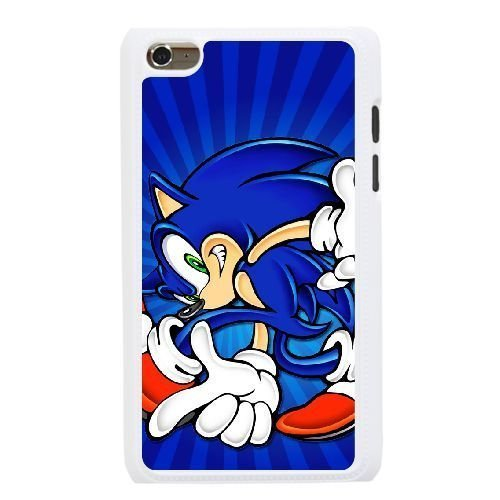 [The best gift for Halloween and Christmas iPod 4 Case White Sonic Adventure RPR1736167] (Sonics Halloween)