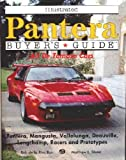 Illustrated Pantera Buyers Guide: All De Tomaso Cars (Illustrated Buyer's Guide) (0879385243) by Rob De LA Rive Box