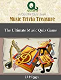 Music Trivia Treasure: The Ultimate Music Quiz Game (QuizFit Trivia Games, Quiz Books & Fun Facts)