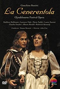 Rossini - La Cenerentola / Glyndebourne Festival [DVD] [NTSC] [1983] [2001]