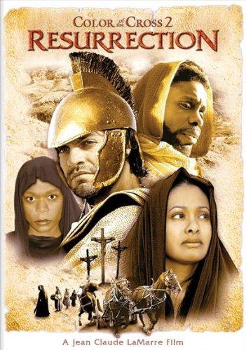 Color of the Cross 2: The Resurrection Movie Poster (27 x 40 Inches - 69cm x 102cm) (2008) -(Jean-Claude La Marre)(Roque)(Gerald Webb)(Andy Garza)(Quincy Atkinson)