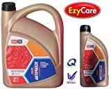 NISSAN QASHQAI (10+) RED ANTI FREEZE & COOLANT 1L LONG LIFE