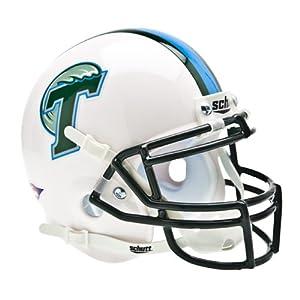 Buy NCAA Tulane Green Wave Collectible Mini Helmet by Schutt