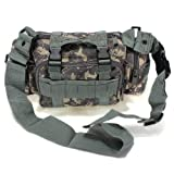 Utility Tactical Waist Pack Pouch Military Camping Hiking Outdoor Hand Waist Bag