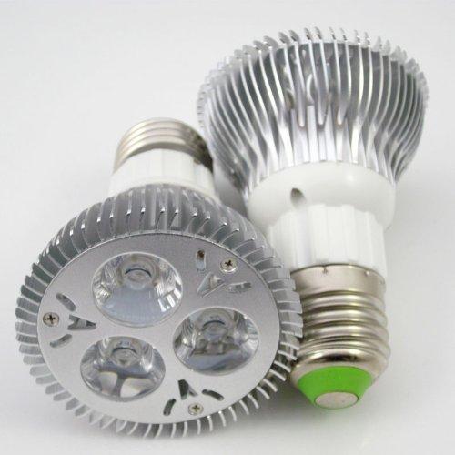 S6Store® Dimmable 9W Par20 Led Bulb Light Cool White, E27 Standard Screw Base