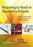 Val Brooks Preparing to Teach in Secondary Schools