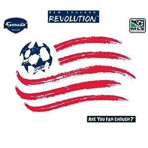 Fathead New England Revolution Logo Wall Decal by Fathead