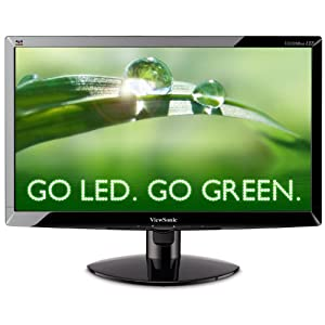 Viewsonic VA1938WA-LED 19-Inch Widescreen LED Monitor