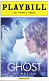 img - for GHOST The Musical Playbill for the Original Broadway Production - Lunt-Fontanne Theatre - April 2012 book / textbook / text book