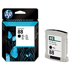 HP 88 BLACK Printer cartridge Inkjet