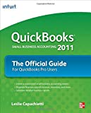 QuickBooks 2011: The Official Guide for QuickBooks Pro Users