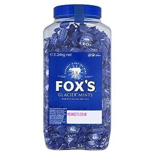 Fox's Glacier Mints ( 2.34kg jar)
