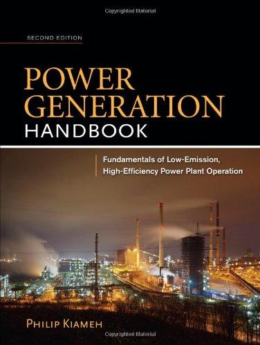 Power generation handbook philip kiameh