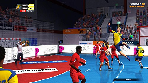 IHF Handball Challenge 16  screenshot