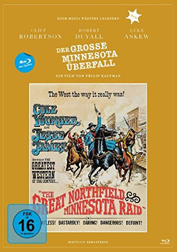 Der grosse Minnesota Überfall - Western Legenden 35 [Blu-ray]