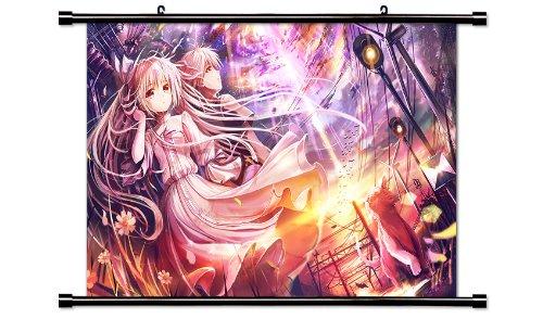 Yosuga no Sora Anime Fabric Wall Scroll Poster (32x20) Inches