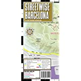 Streetwise Barcelona Map - Laminated City Street Map: Folding Pocket Size Travel Mapby Streetwise Maps