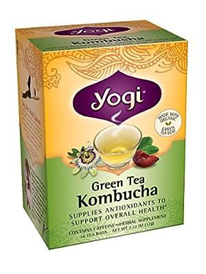 Yogi Teas Green Tea