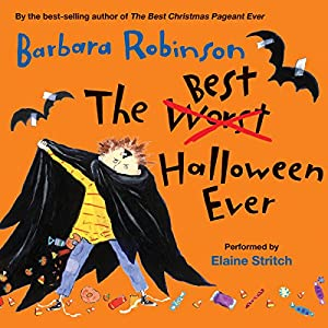 The Best Halloween Ever Audiobook