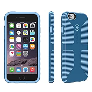 Speck Products CandyShell Grip Carrying Case for iPhone 6 - Retail Packaging - Harbor Blue/Periwinkle Blue