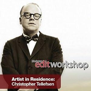 An Evening with Film Editor Christopher Tellefsen Speech