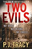 img - for Two Evils by Tracy, P. J. (2013) book / textbook / text book
