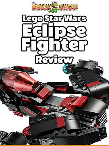 LEGO Star Wars The Freemaker Adventures Eclipse Figher Review (75145) on Amazon Prime Video UK