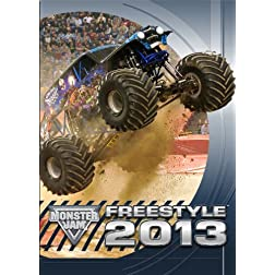 Monster Jam Freestyle 2013
