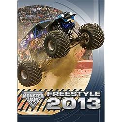 Monster Jam Freestyle 2013