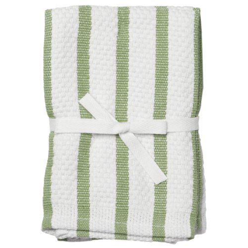 Gourmet Classics Casserole Dish Cloth, Green, Set of 2