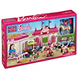 Mega Bloks Inc Mega Bloks - Barbie - Build 'n Play Horse Stable