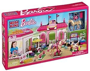 Mega Bloks Barbie Horse Stable