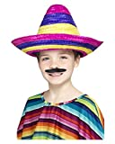 niños sombrero colorido sombrero