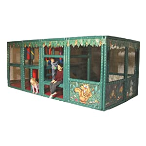Jungle Contained Play Center