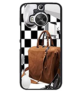 Printvisa Closet Pic Back Case Cover for HTC One M9+::HTC One M9 Plus