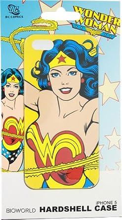 Dc Comics Wonder Woman Iphone 5 Hardshell Case