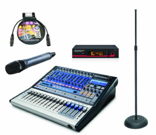 Wireless Microphones For Churches Presonus Studiolive 16