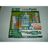 Leap Frog Leap Pad2 Custom Edition Kids Tablet For Learning With 10 Fun Sticker Skins, Including Ones Your Child...