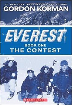 book report on everest by gordon korman