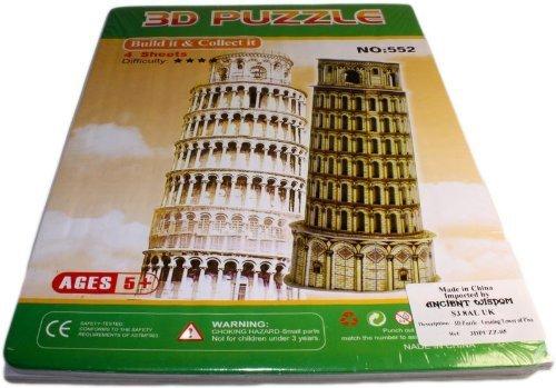 de-litalie-apprentissage-tour-de-pise-pizza-3d-puzzle-torre-pendente-di-pise-piazza-del-duomo