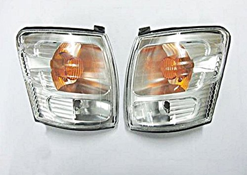 Corner Light Indicator Signal Pair for Toyota Hilux Ln166 6th Gen Rzn149r 2001 - 2005 (Toyota Hilux Ln166 compare prices)