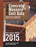 img - for RSMeans Concrete & Masonry Cost Data 2015 book / textbook / text book